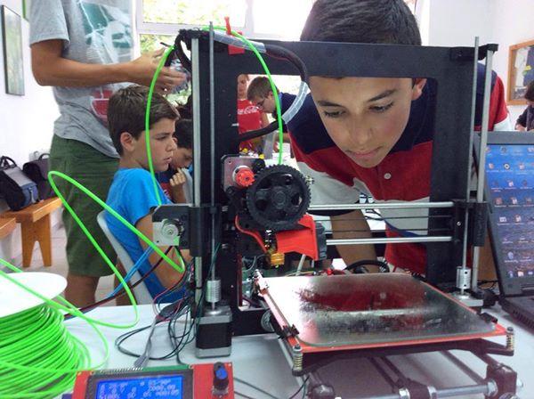 impresora 3D Cantabria